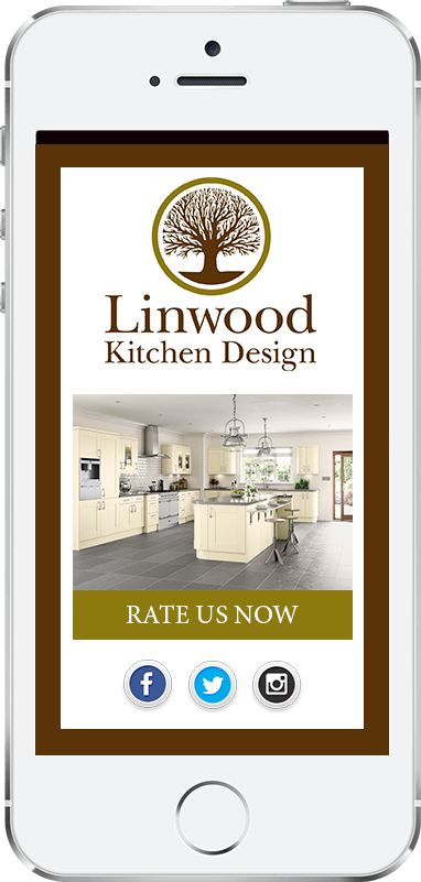 Linwood Kitchens Email Marketing